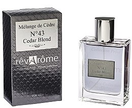 Духи, Парфюмерия, косметика Revarome Private Collection No.43 Cedar Blend - Туалетная вода