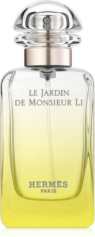 Hermes Le Jardin de Monsieur Li - Туалетная вода (тестер с крышечкой)