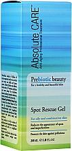 Духи, Парфюмерия, косметика Гель для лица для жирной и комбинированной кожи - Absolute Care Prebiotic Beauty Spot Rescue Gel