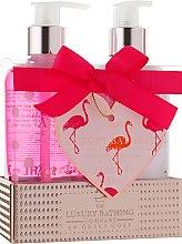 Духи, Парфюмерия, косметика Набор - Grace Cole The Luxury Bathing Orange Blossom & Neroli (h/cr/300ml + soap/300ml)