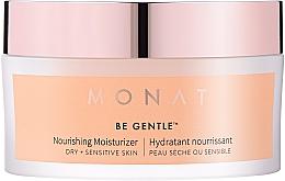 Духи, Парфюмерия, косметика Питательный увлажняющий крем для лица - Monat Be Gentle Nourishing Moisturizer