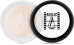 Духи, Парфюмерия, косметика Пудра минеральная рассыпчатая - Make-Up Atelier Paris Loose Powder (мини)