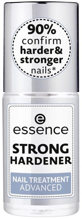 Укрепляющее ухаживающее покрытие для ногтей - Essence Strong Hardener Nail Treatment Advaced