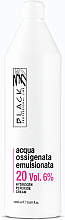 Духи, Парфюмерия, косметика Эмульсионный окислитель 20 Vol. 6% - Black Professional Line Cream Hydrogen Peroxide