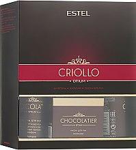 Парфумерія, косметика Набір - Estel Professional Otium Chocolatier Criollo (sh/250ml + balm/200ml + hand/mask/65g)