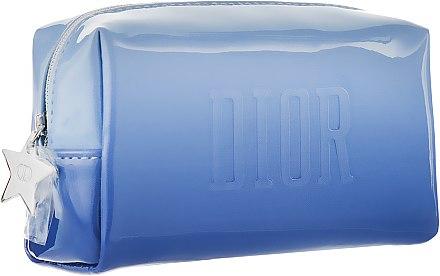 Косметичка, сине-голубая - Dior — фото N1