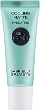 Духи, Парфюмерия, косметика Матирующий праймер для лица - Gabriella Salvete Cooling Matte Skin Primer