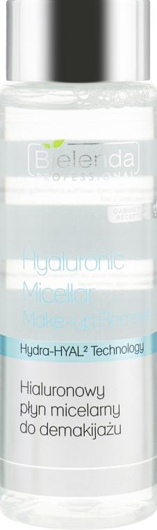 Гиалуроновая мицеллярная жидкость для снятия макияжа - Bielenda Professional Hydra-Hyal Injection Hyaluronic Micellar Make-up Remover