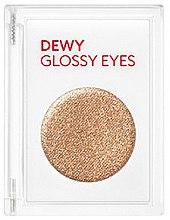 Духи, Парфюмерия, косметика Глянцевые тени для век - Missha Dewy Glossy Eyes