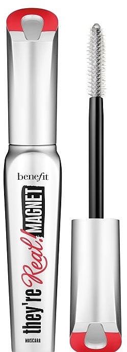 Тушь для ресниц с эффектом удлинения - Benefit They're Real! Magnet Mascara