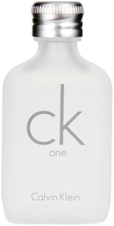 Calvin Klein CK One - Туалетна вода (міні) — фото N2