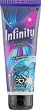 Парфумерія, косметика Крем з олією кокоса і бронзаторами для засмаги в солярії  - SolBianca Infinity