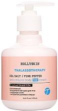 Духи, Парфюмерия, косметика Разогревающий антицеллюлитный крем для тела - Hollyskin Thalassotherapy Sea Salt Pink Pepper Anti-cellulite Body Hot Cream
