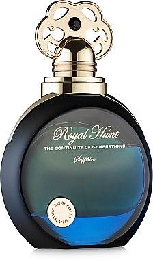 Fragrance World Royal Hunt Sapphire - Парфюмированная вода (тестер с крышечкой)