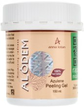 Пілінг-гель з азуленом - Anna Lotan Alodem Azulene Peeling Gel — фото N4