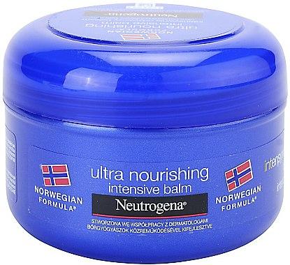 Бальзам для тела для сухой кожи - Neutrogena Ultra Nourishing Intensive Balm