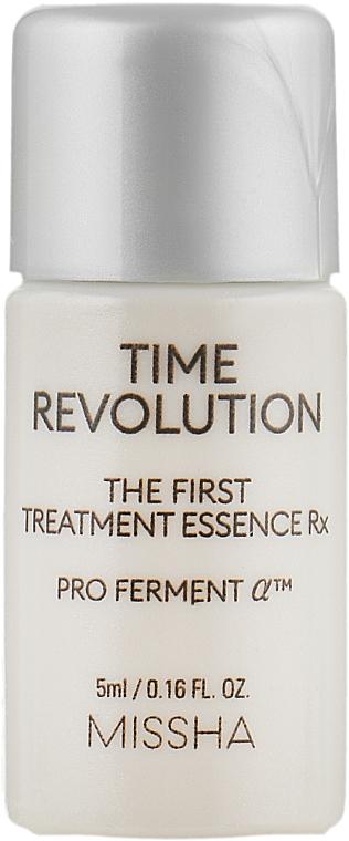 Антивозрастная ферментированная эссенция - Missha Time Revolution The First Treatment Essence RX (пробник)