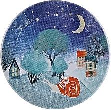 Духи, Парфюмерия, косметика Маска ночная паровая с муцином улитки, дизайн 6 - SeaNtree Snail Steam Sleeping Mask S6