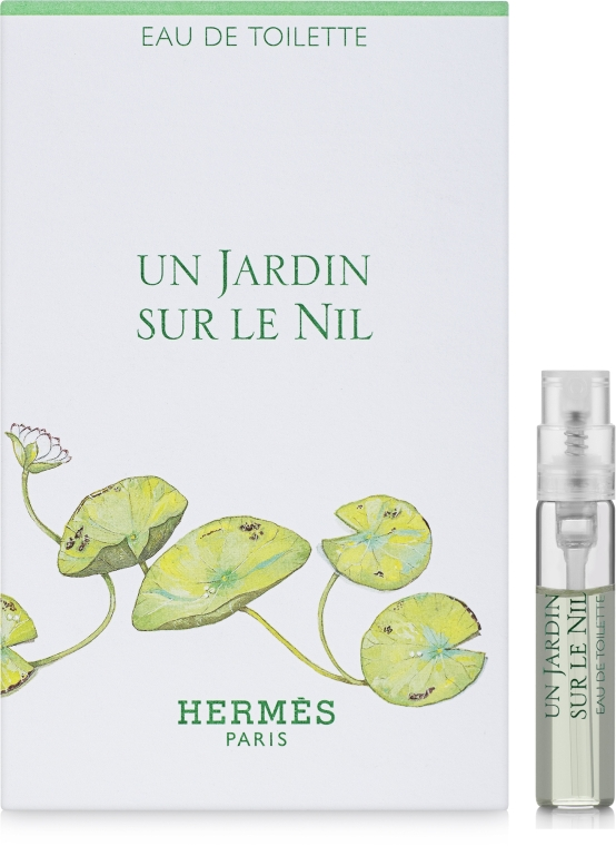 Hermes Un Jardin sur le Nil - Туалетная вода (пробник)