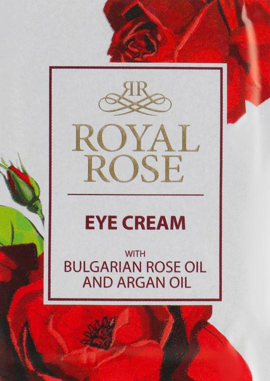 Крем для зоны вокруг глаз - BioFresh Royal Rose Eye Cream (пробник)