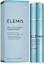 """Парфумерія, косметика Ліфтинг-маска """"Морські водорості"""" - Elemis Pro-Collagen Marine Mask"""