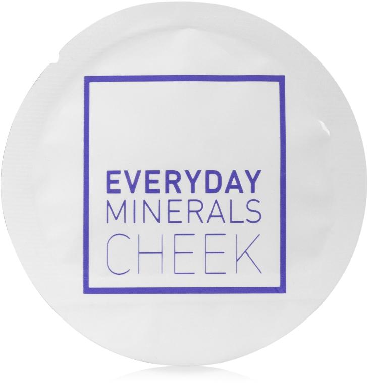 Румяна - Everyday Minerals Cheek (пробник)