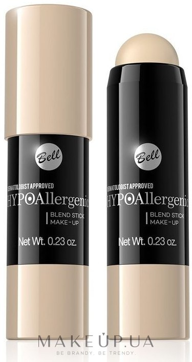 Bell HypoAllergenic Aqua Jelly Make-Up - Тональный флюид