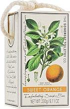 "Духи, Парфюмерия, косметика Мыло на веревке ""Сладкий апельсин"" - The Somerset Toiletry Co. All Year Round Sweet Orange Exfoliating Soap"
