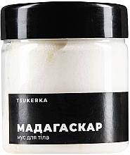 "Духи, Парфюмерия, косметика Масло-мусс для тела ""Мадагаскар"" - Tsukerka Cream Mousse"