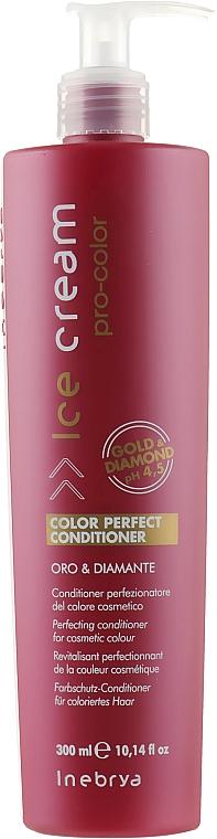 Кондиционер для окрашенных волос - Inebrya Pro-Color Color Perfect Conditioner