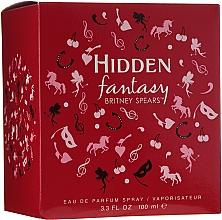 Духи, Парфюмерия, косметика Britney Spears Hidden Fantasy - Парфюмированная вода