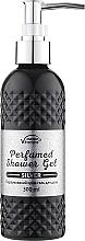 Духи, Парфюмерия, косметика Парфюмированный крем-гель для душа - Energy of Vitamins Perfumed Silver