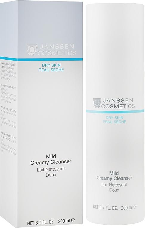 Очищающее молочко - Janssen Cosmetics Sensitive Creamy Cleanser