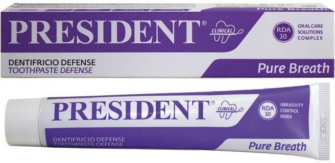 """Зубная паста """"Clinical Defense"""" - PresiDENT"""