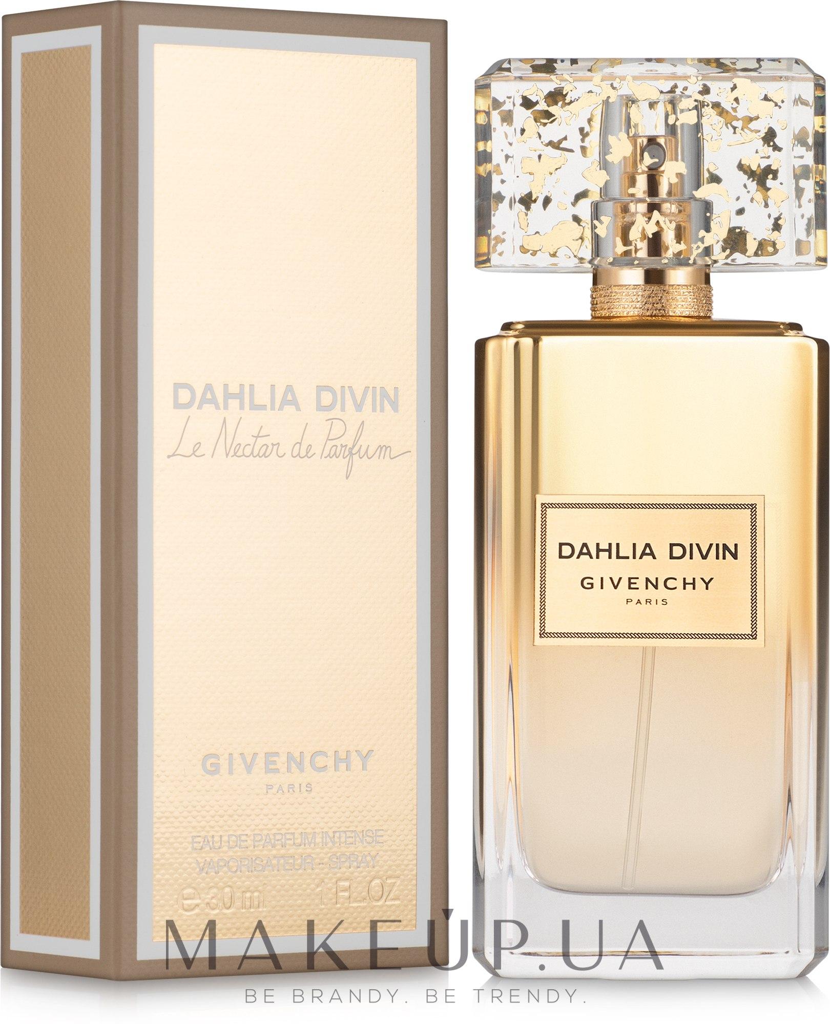 Givenchy Dahlia Divin Le Nectar de Parfum - Парфюмированная вода — фото 30ml