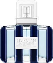 Духи, Парфюмерия, косметика TRI Fragrances Liveman - Туалетная вода