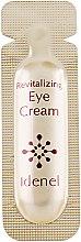 Духи, Парфюмерия, косметика Крем для придания упругости и устранения морщин кожи вокруг глаз - Idenel Revitalizing Eye Cream (пробник)