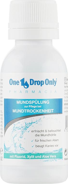 Ополаскиватель для устранения сухости во рту - One Drop Only Pharmacia