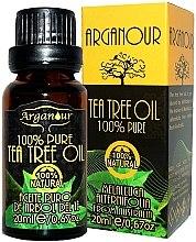 Духи, Парфюмерия, косметика Масло чайного дерева - Arganour 100% Pure Tea Tree Oil