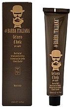 Духи, Парфюмерия, косметика Черный гель для волос - Barba Italiana D'Avola