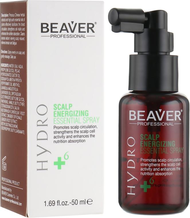 Тонизирующий спрей против выпадения волос - Beaver Professional Hydro Spray