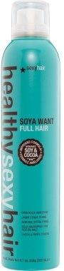Спрей для волос сильной фиксации - SexyHair HealthySexyHair Soya Want Full Hair Firm Hold Hairspray
