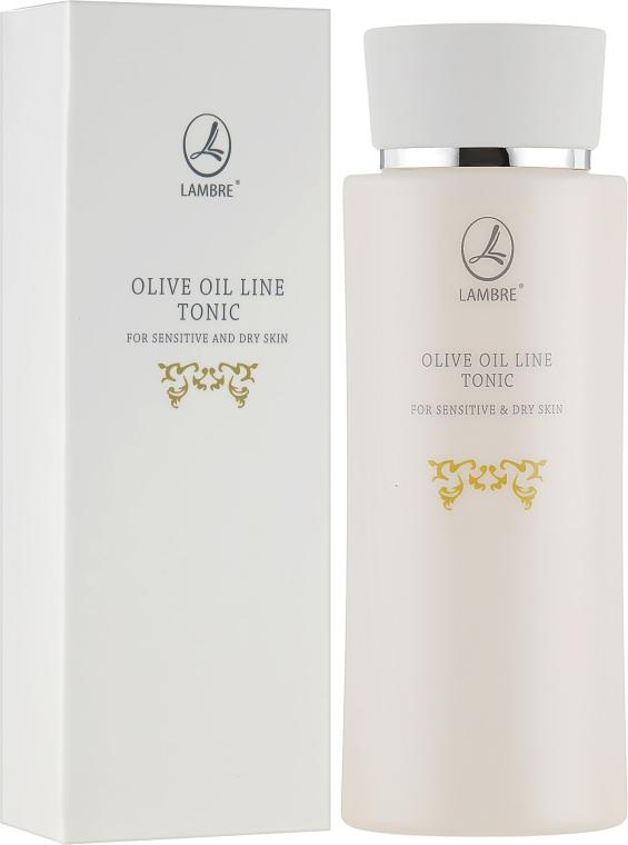 Тоник для чувствительной кожи с оливковым маслом - Lambre Olive Oil Line Tonic
