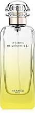 Парфумерія, косметика Hermes Le Jardin de Monsieur Li - Туалетна вода