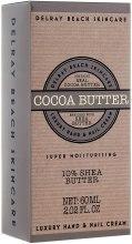 "Духи, Парфюмерия, косметика Крем для рук ""Какао"" - Naturally European Hand Cream Cocoa Butter"