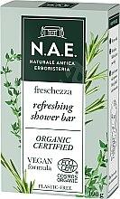 Духи, Парфюмерия, косметика Мыло для тела - N.A.E. Refreshing Body Bar
