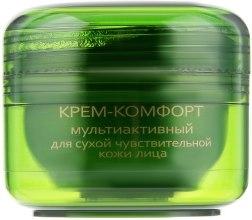 Духи, Парфюмерия, косметика Крем-комфорт дневной мультиактивный для сухой чувствительной кожи лица - Liv Delano Green Style Day Cream