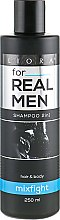 Духи, Парфюмерия, косметика Шампунь 2в1 - Velta Cosmetic For Real Men Mixfight Shampoo