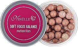 Духи, Парфюмерия, косметика Румяна в шариках - Ninelle Soft Focus Balance