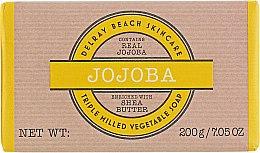 "Духи, Парфюмерия, косметика Мыло ""Масло жожоба"" - The Somerset Toiletry Co. Delray Beach Jojoba Triple Milled Vegetable Soap Bar"